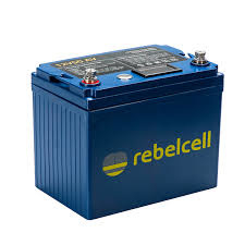 Rebelcell AV - lijn lithium accu
