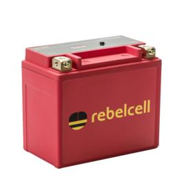 Rebelcell start | Lithium startaccu