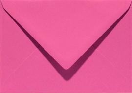 Envelop donker roze