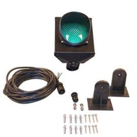 Verkeerslicht 1-voudig Groen, 230V