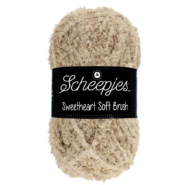 Scheepjes Sweetheart Soft Brush -100g - 529