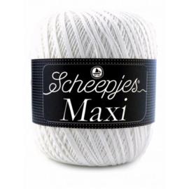 Scheepjes Maxi -100g - 106 Snow White