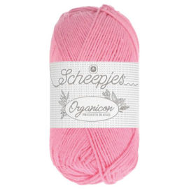 Scheepjes organicon -50g- 207 Apple Blossom