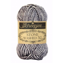 Scheepjes Stone Washed XL 50 gr - 842 Smokey Quartz