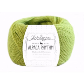 Scheepjes Alpaca Rhythm -25 gr - 652 Smooth