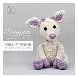 Scheepjes Haakpatroon Sweetheart Soft Brush Rend. NL