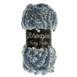Scheepjes Furry Tales -100g- 977 Beauty