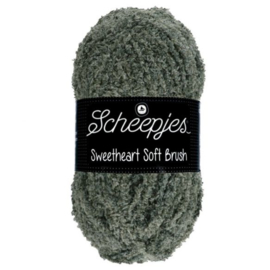 Scheepjes Sweetheart Soft Brush -100g - 527