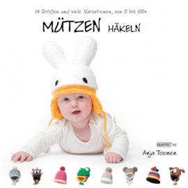 Bontmutsen haken DE - Anja Toonen