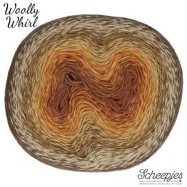 Scheepjes Woolly Whirl -215-225g- 471 Chocolate Vermicelli