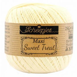 Scheepjes Maxi Sweet Treat 25 gr - 101 Candle Light