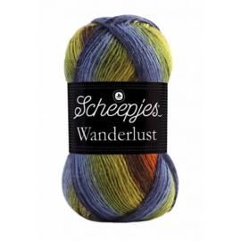 Scheepjes Wanderlust -100g - 460 New York