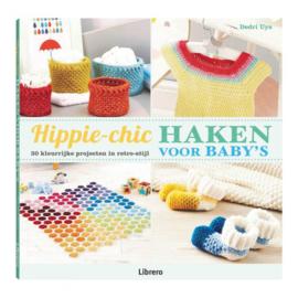 Hippie-chic haken voor baby's - Dedri Uys