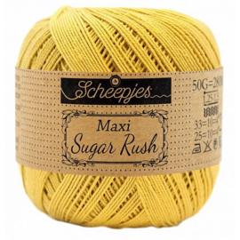 Scheepjes Maxi Sugar Rush 50 gr - 154 Gold