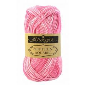 Scheepjes Softfun Aquarel -50 gr - 803 Sunscape