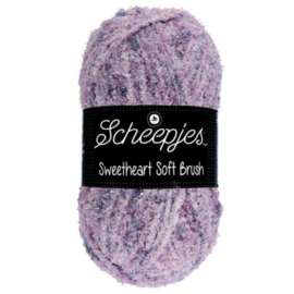 Scheepjes Sweetheart Soft Brush 5x100g - 533