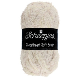 Scheepjes Sweetheart Soft Brush -100g - 532