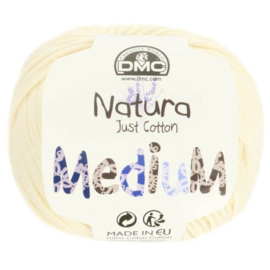 DMC Cotton Natura Medium 50g - 003