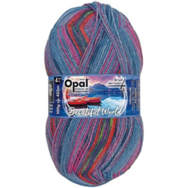 Opal Beautiful World 4-draads 100g - 9740