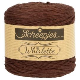 Scheepjes Whirlette 100 gr - 863 Chocolate