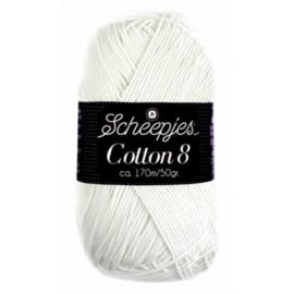 Scheepjes Cotton 8 -50g - 502