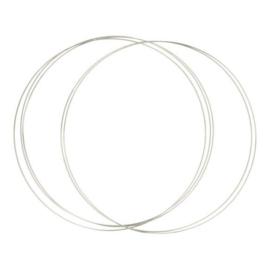 Opry Dromenvanger ring roestvrij staal 25cm