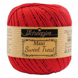 Scheepjes Maxi Sweet Treat 25 gr - 115 Hot Red