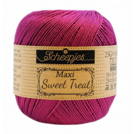 Scheepjes Maxi Sweet Treat 25 gr - 128 Tyrian Purple