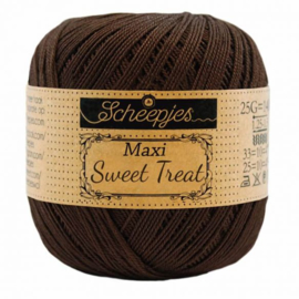 Scheepjes Maxi Sweet Treat 25 gr - 162 Black Coffee