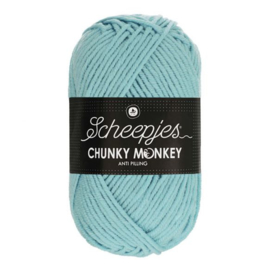 Scheepjes Chunky Monkey -100g- 1019 Powder Blue
