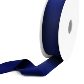 Elastisch lint Ibiza 25mm Dark blue 1 meter