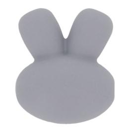 Opry Siliconen kralen konijn 15mm -5st - 004