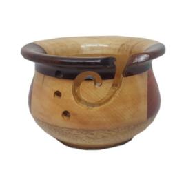 Scheepjes Yarn bowl multi hout - 1st