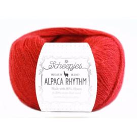 Scheepjes Alpaca Rhythm -25 gr - 664 Flamenco