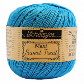 Scheepjes Maxi Sweet Treat 25 gr - 146 Vivid Blue