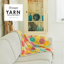 YARN The After Party nr.42 Confetti Blanket NL