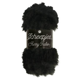 Scheepjes Furry Tales -100g- 980 The Beast