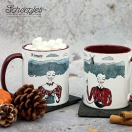 Scheepjes Limited edition mok by Aleksandra Sobol - 1st