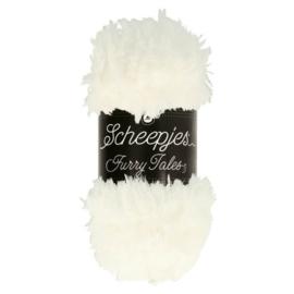 Scheepjes Furry Tales -100g- 970 Snow White