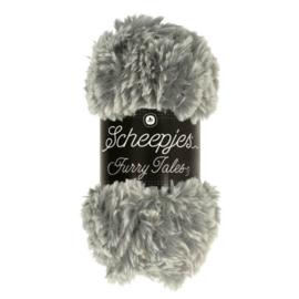 Scheepjes Furry Tales -100g- 979 Big Bad Wolf