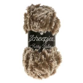 Scheepjes Furry Tales -100g- 973 Baby Bear