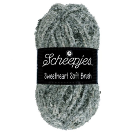 Scheepjes Sweetheart Soft Brush -100g - 528