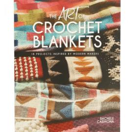he art of crochet blankets UK - Rachele Carmona