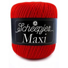 Scheepjes Maxi -100g - 115 Hot Red