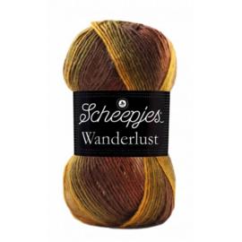 Scheepjes Wanderlust -100g - 451 Vermont