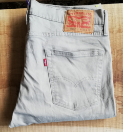 Levi´s 513 beige jeans W 33/32