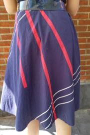 Blue skirt Size: XL