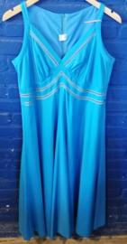 Blue summer dress Size XL