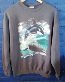 Orca sweater - Size L