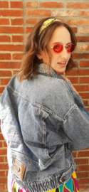 Denim jacket Globe Trotter Size: XL